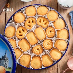 【大潤谷】丹麥曲奇餅干禮盒裝