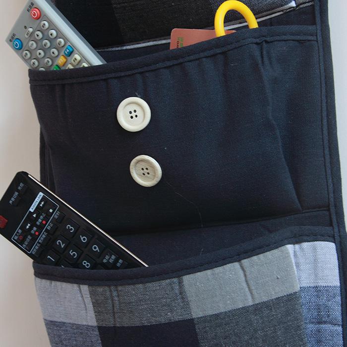 收纳袋储物袋 墙上收纳挂袋整理袋墙壁挂袋包邮立体卡通布艺挂袋