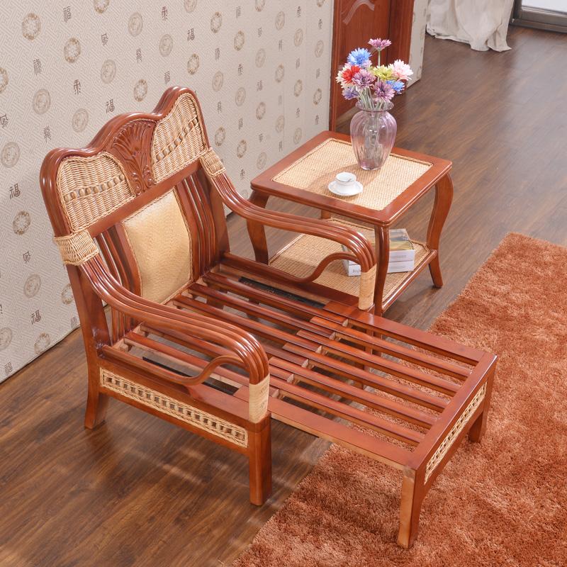 藤妃 藤沙发组合客厅藤编沙发真藤沙发腾沙发藤椅三人沙发藤家具