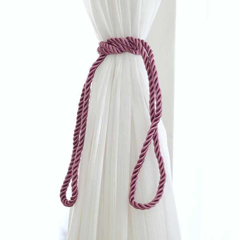 温恋窗帘绑带 欧式窗帘配件绑带创意窗帘扣窗帘挂球窗帘绑绳单个