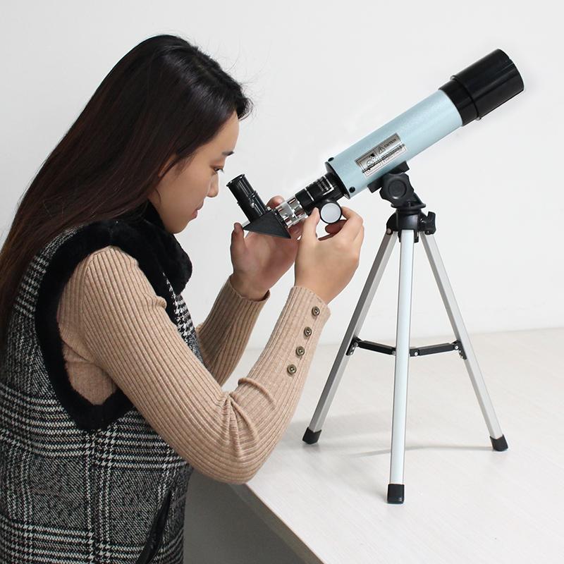 入门者高倍学生天文望远镜专业高清寻星儿童太空深空观星观天眼镜