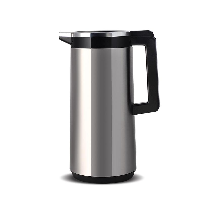 保温壶家用保温水壶大容量玻璃内胆热水瓶不锈钢暖瓶热水壶保温瓶