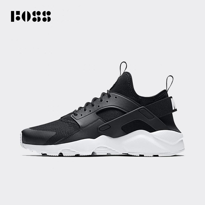 Nike耐克男子AIR HUARACHE RUN ULTRA休閒鞋819685-016
