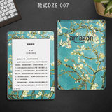 kindle creative stickers youth version paperwhite3 entry version back film kpw4 e-book protection film