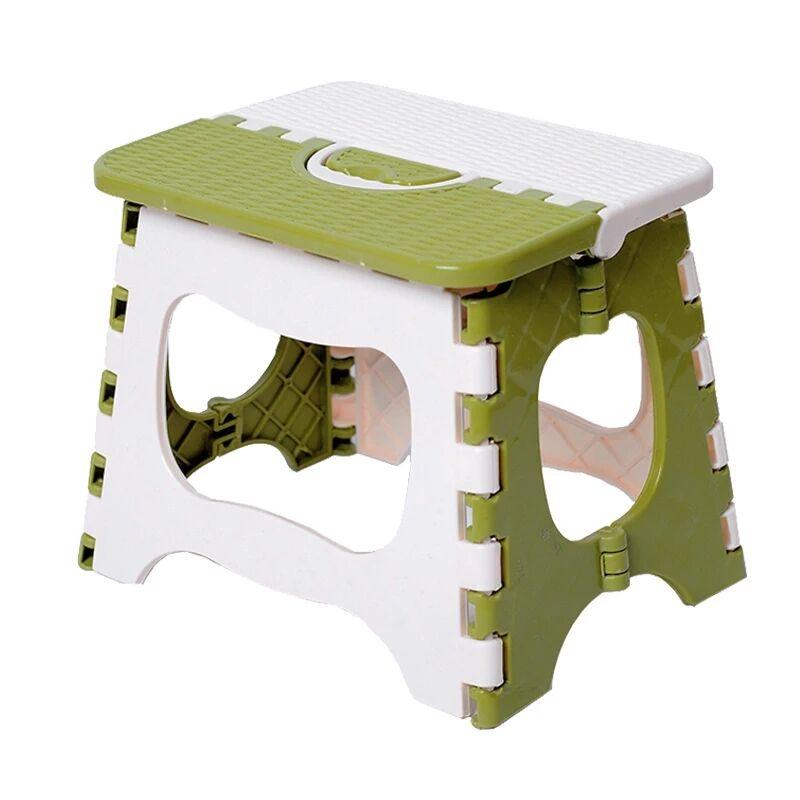 加厚塑料折叠户外大人儿童迷你小板凳便携凳家用式椅子马扎小凳子