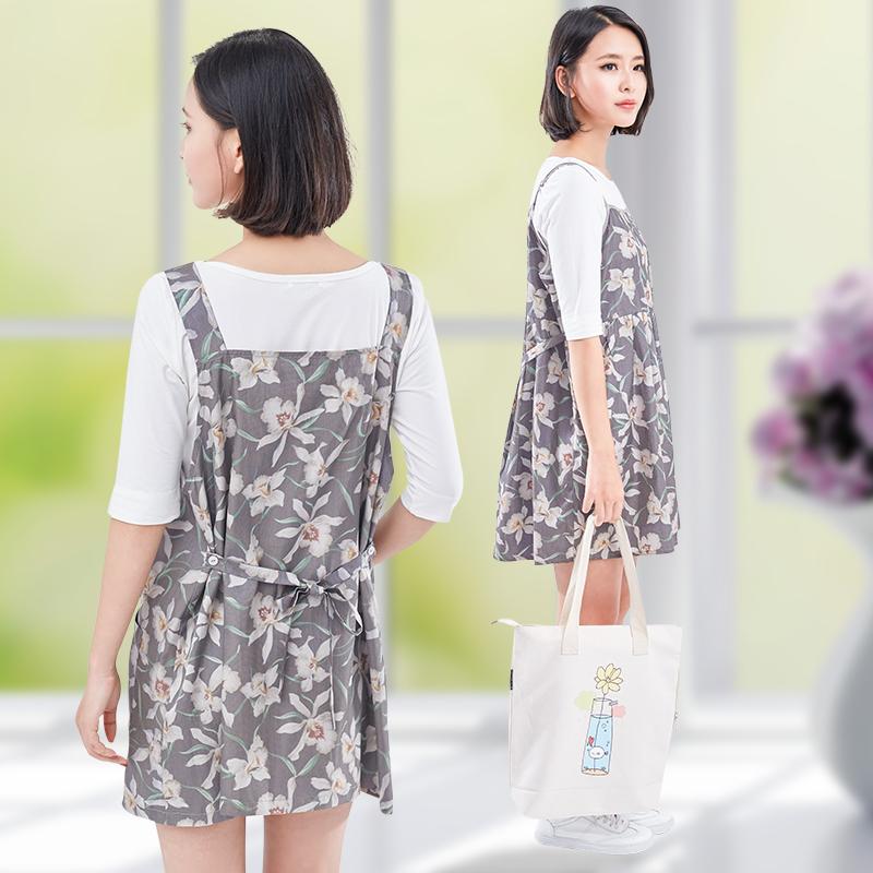 防辐射孕妇装正品衣服女上班怀孕肚兜吊带外穿时尚福射放射服四季
