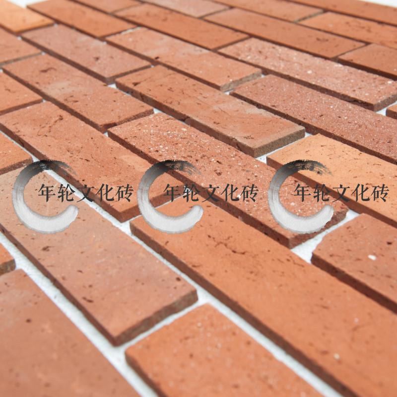 红砖老砖旧砖文化砖仿古红砖皮红砖片红砖头复古老旧红砖红砖切片