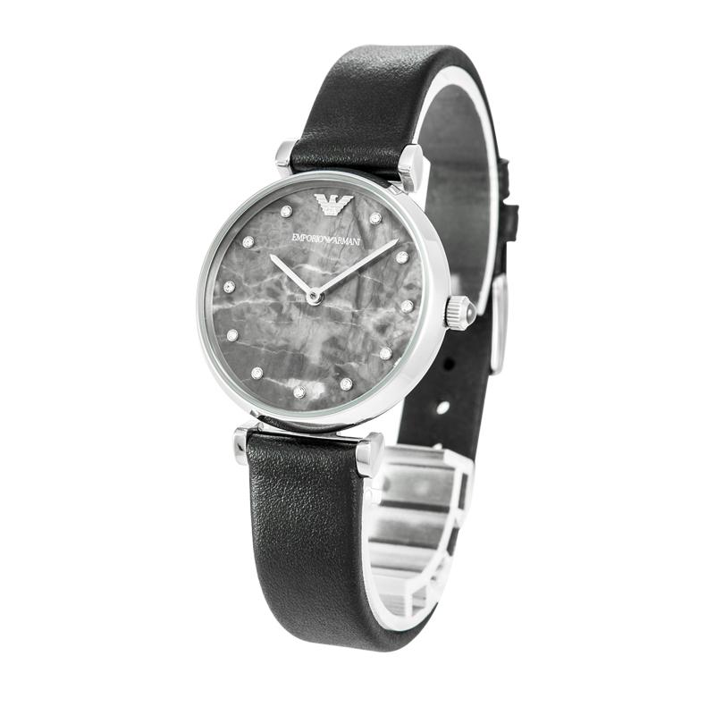 Armani/阿玛尼女士手表 时尚潮流石英腕表AR11171热卖掌柜推荐