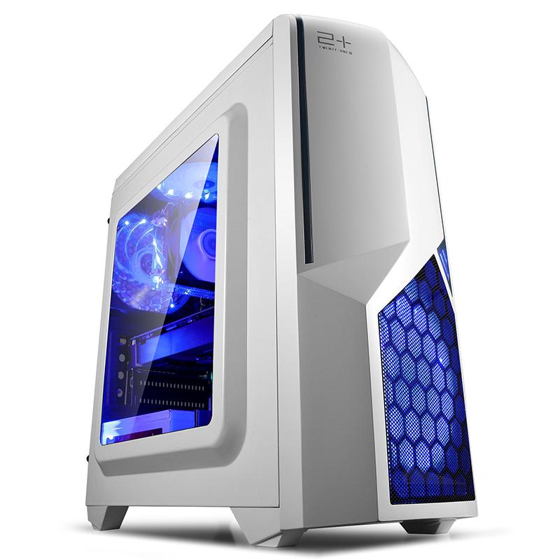 组装高配网吧游戏独显吃鸡 i5i7 寸非全新台式二手电脑主机全套整 32