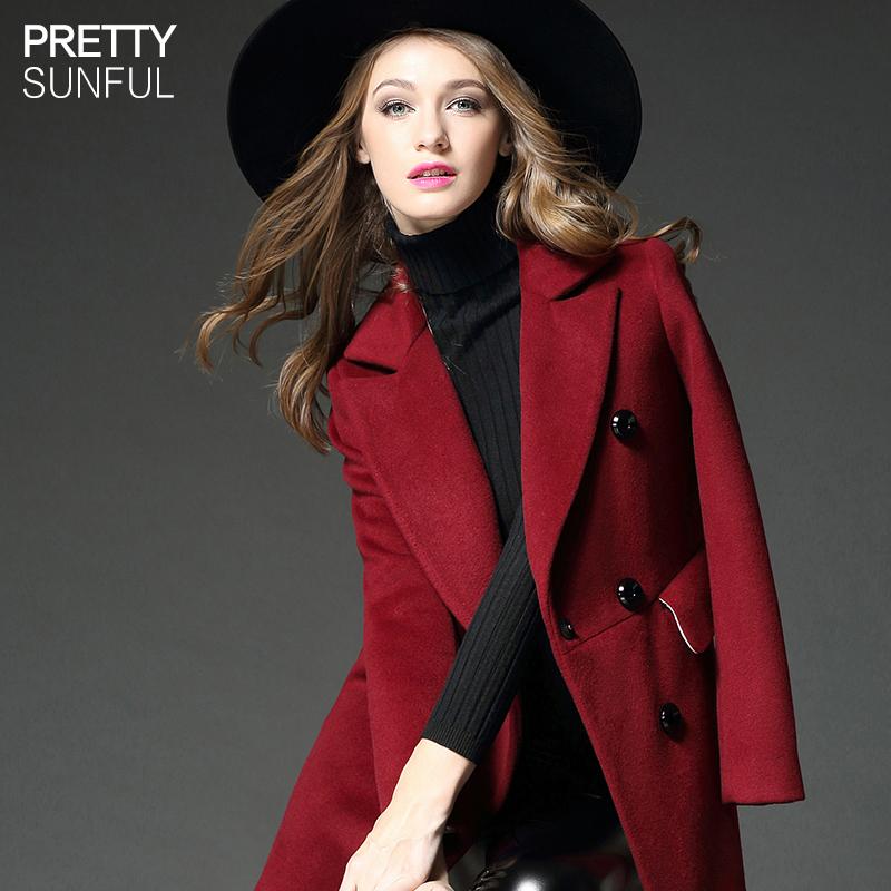 2018冬装新款糖果色高领内搭打底衫毛衣女套头短款长袖针织衫黑色