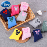 Disney children's socks autumn and winter thickened cotton socks boys and girls cotton socks kids baby socks autumn