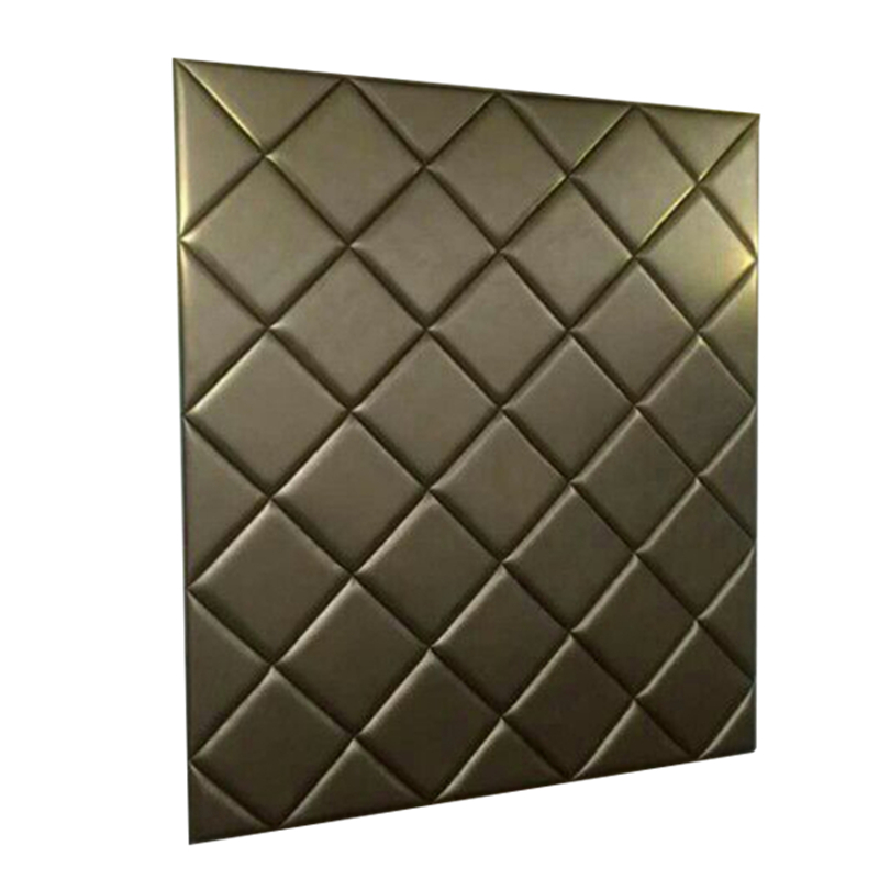 菱形软包 定做欧式软包硬包背景墙 电视背景墙床头客厅背景软包墙