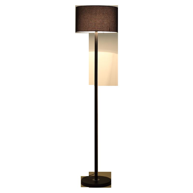 调光地灯 LED 床头过道现代创意布艺装饰遥控 落地灯客厅卧室