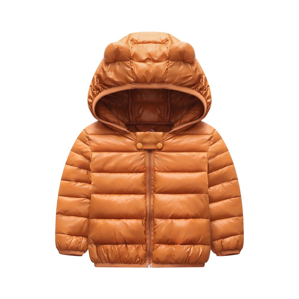 2019新款婴儿男宝宝冬装儿童棉服