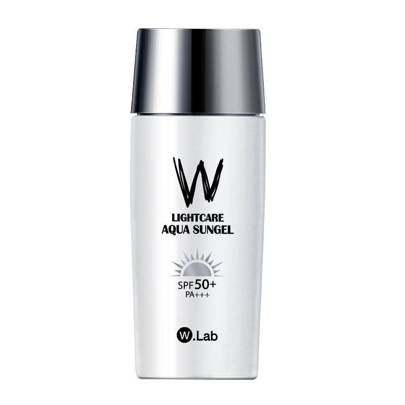 W.Lab  二合一正品韓國學生黨男乳 50 wlab 防曬隔離霜 女面部防紫外線