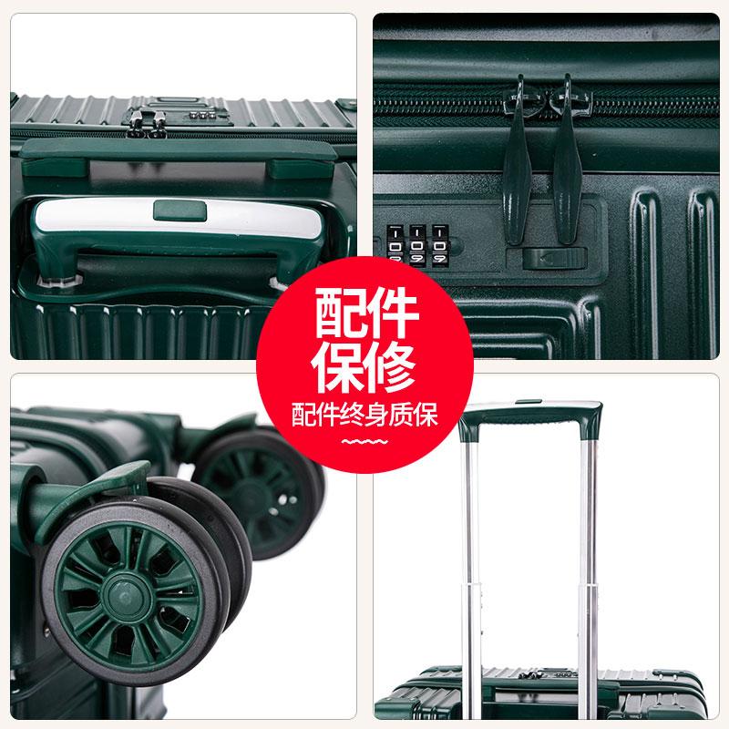 寸登机箱迷你 18 复古小型行李箱男女拉杆箱韩版旅行箱万向轮密码箱