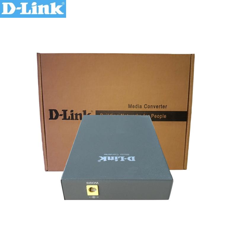 接口 SC 光电转化器一对 B 891A DGE 千兆单模单纤光纤收发器 LINK D
