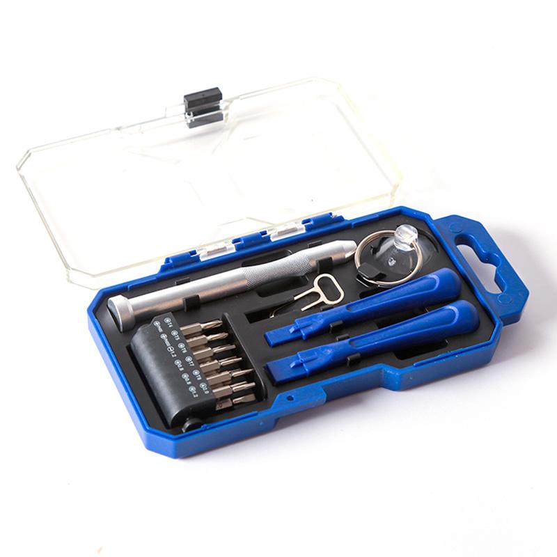 万克宝iphone4/5/6S螺丝刀修理套装苹果手机维修拆机工具五星0.8