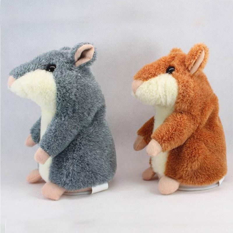 一个创意 微博同款送基友闺蜜小朋友孩儿童有趣搞笑礼物 复读仓鼠