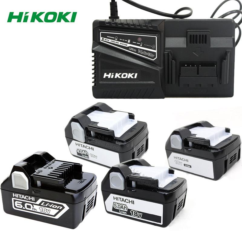 日本HITACHI日立UC18YKSL充电器14.4V充电钻18V锂电池UC18YFSL