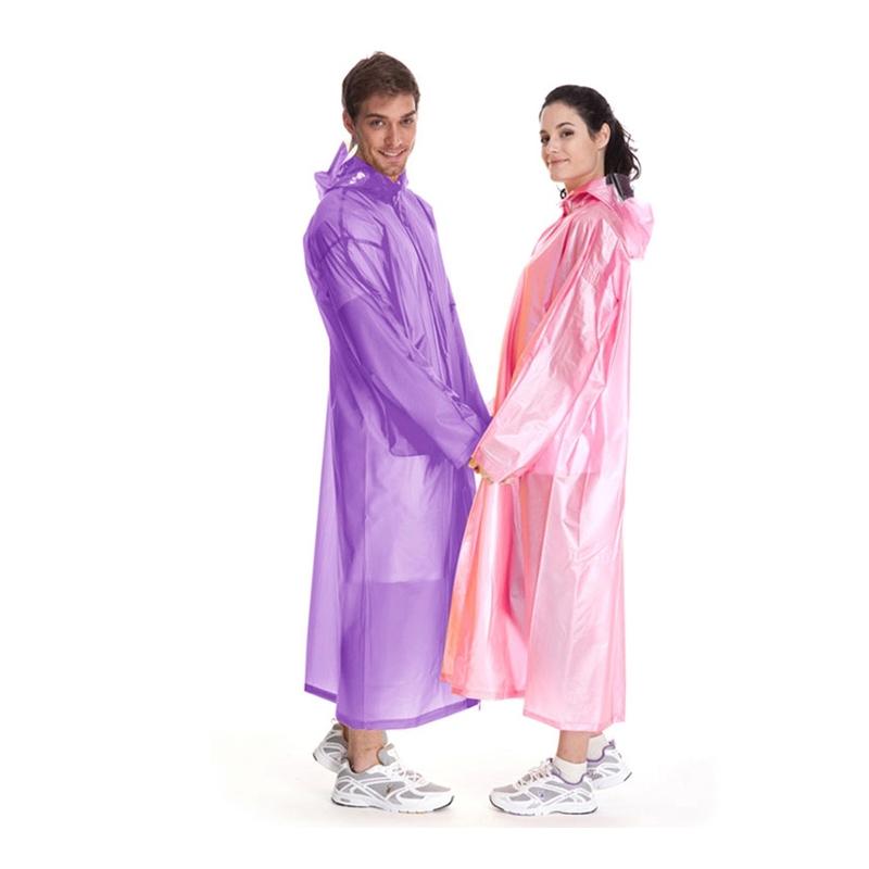 中长款春夏秋防雨男女薄防雨风衣外套 户外运动长袖风衣防雨
