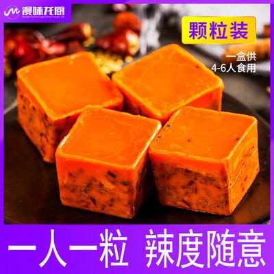 独立小包装、四川手工牛油火锅底料小图2