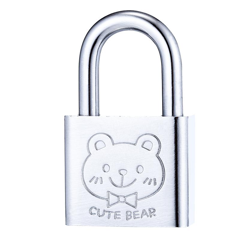 防盗挂锁通开门子柜子宿舍小锁头学生寝室防锈防撬锁具家用小挂锁
