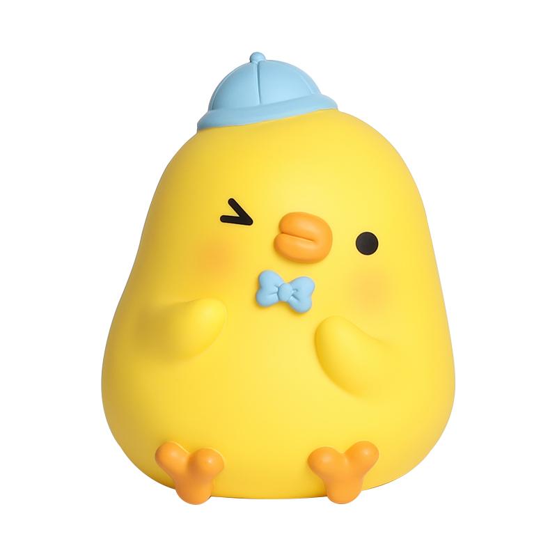 送给女生可爱创意小礼物,网红鸭子存钱罐
