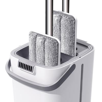 【博生】免手洗拖把家用干湿两用拖