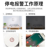 Intelligent power failure alarm 220V farm power failure alarm three-phase mobile phone call to call SMS reminder