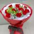 哈密市玫瑰鲜花束礼盒送爱人和田阿克苏地区七夕情人节同城速递