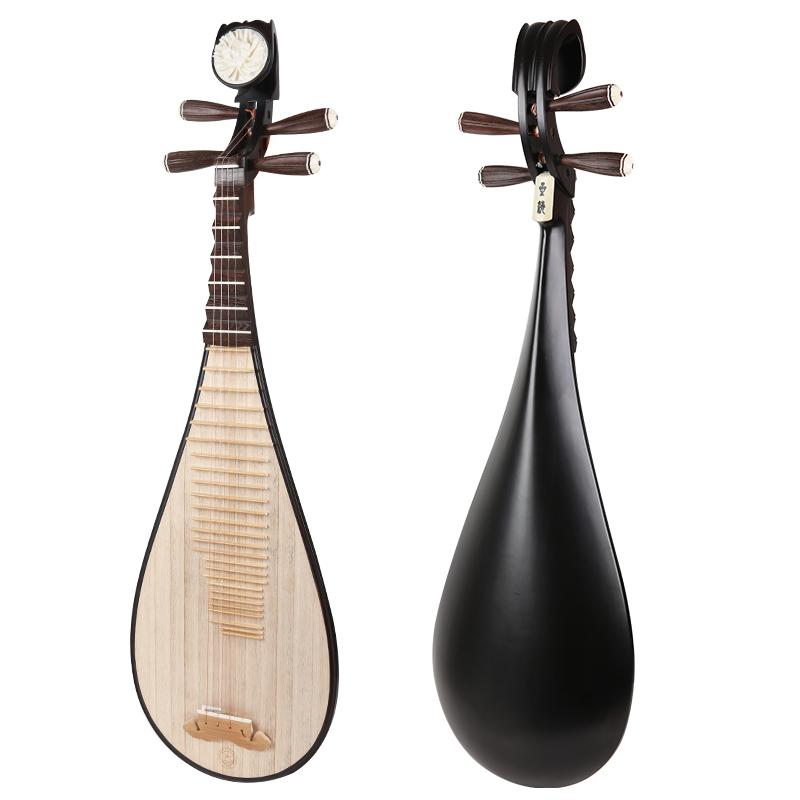 专业鸡翅木清水琵琶大人初学者演奏琵琶乐器考级 8915 星海琵琶