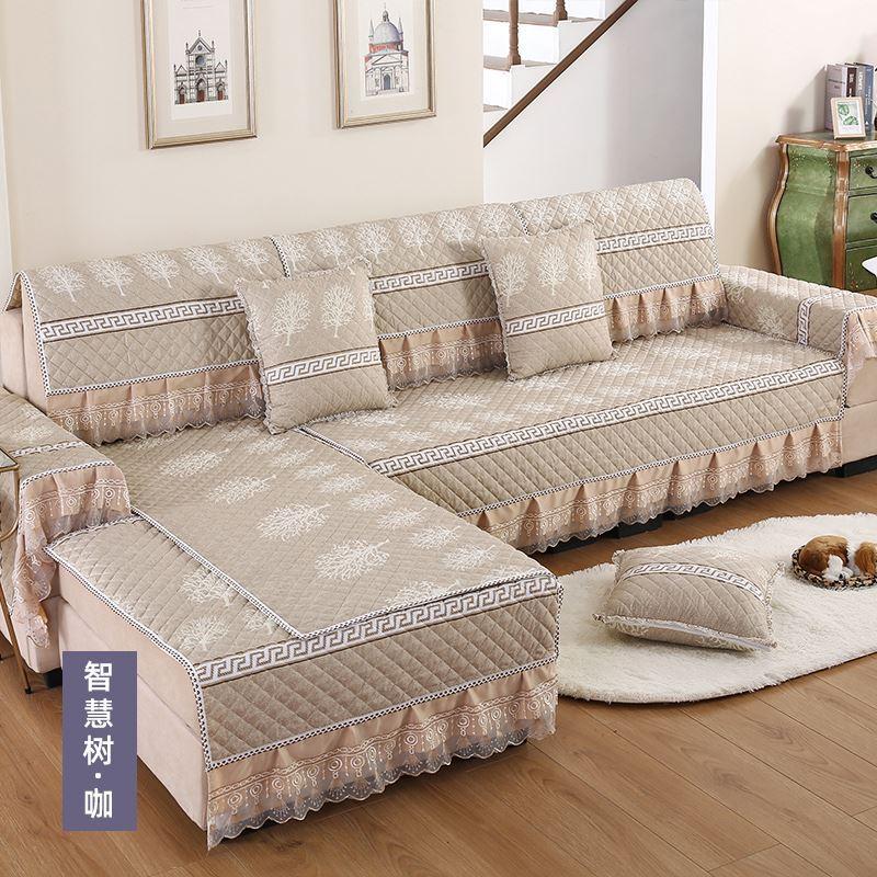 沙发套子简约沙发床沙发巾通用