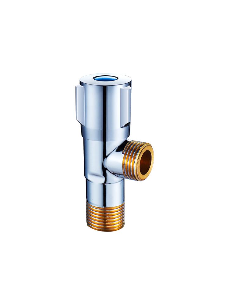 不銹鋼三通一進二出止分水閥 304 三角閥全銅冷熱水閥門開關水家用