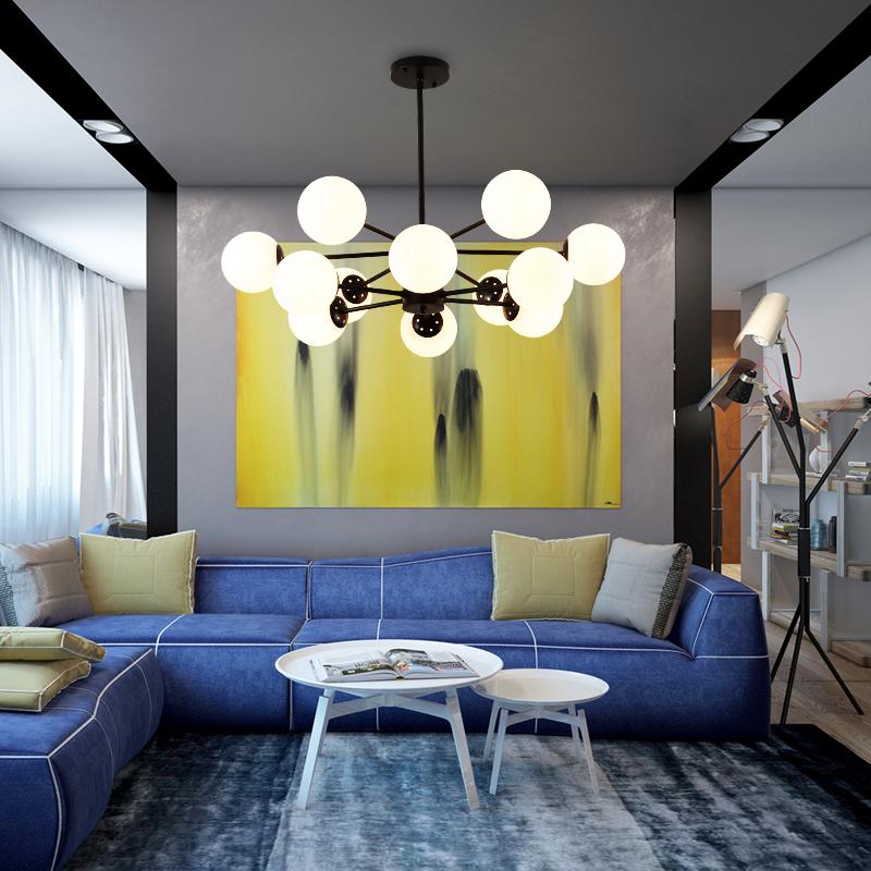 创意个性餐厅卧室高档大气灯具