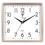 Polaris square wall clock living room minimalist modern fashion clock mute quartz wall clocks home home