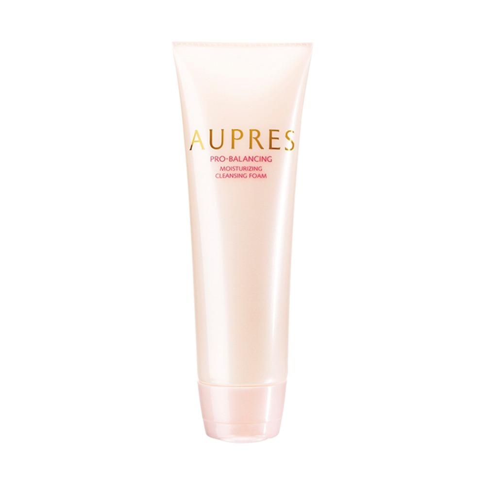 男洁面乳正品 欧珀莱均衡保湿洁面膏洗面奶女深层清洁  AUPRES 125g