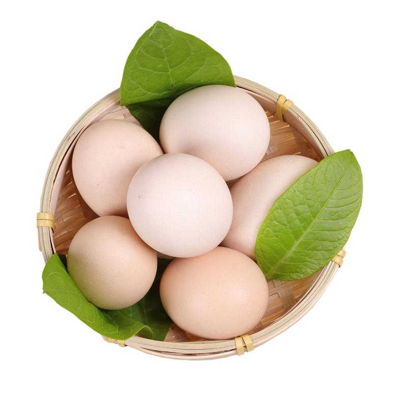 正宗土鸡蛋农家散养新鲜纯农村自养天然草鸡蛋柴鸡蛋笨鸡蛋40枚