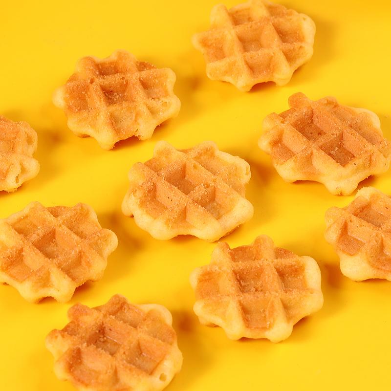华夫饼干网红零食糕点面包懒人零食小吃充饥夜宵整箱代餐早餐速食