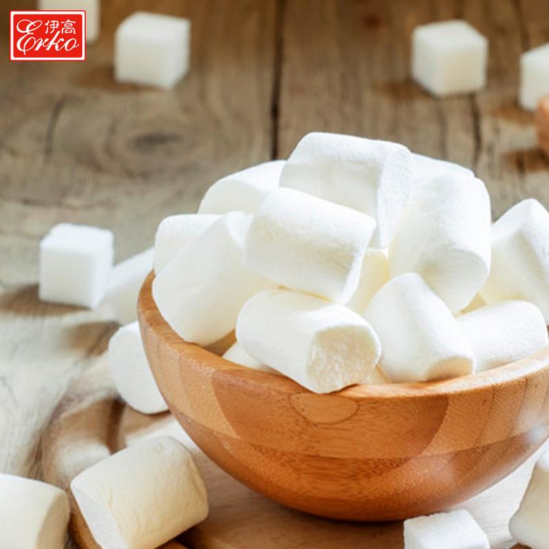 伊高棉花糖烘焙500g白色原味 牛扎糖diy手工自制牛轧饼雪花酥材料