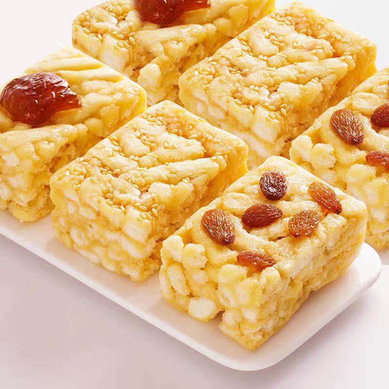 糕点沙琪玛传统零食休闲小吃充饥夜宵整箱葡萄干早代餐排行榜实惠