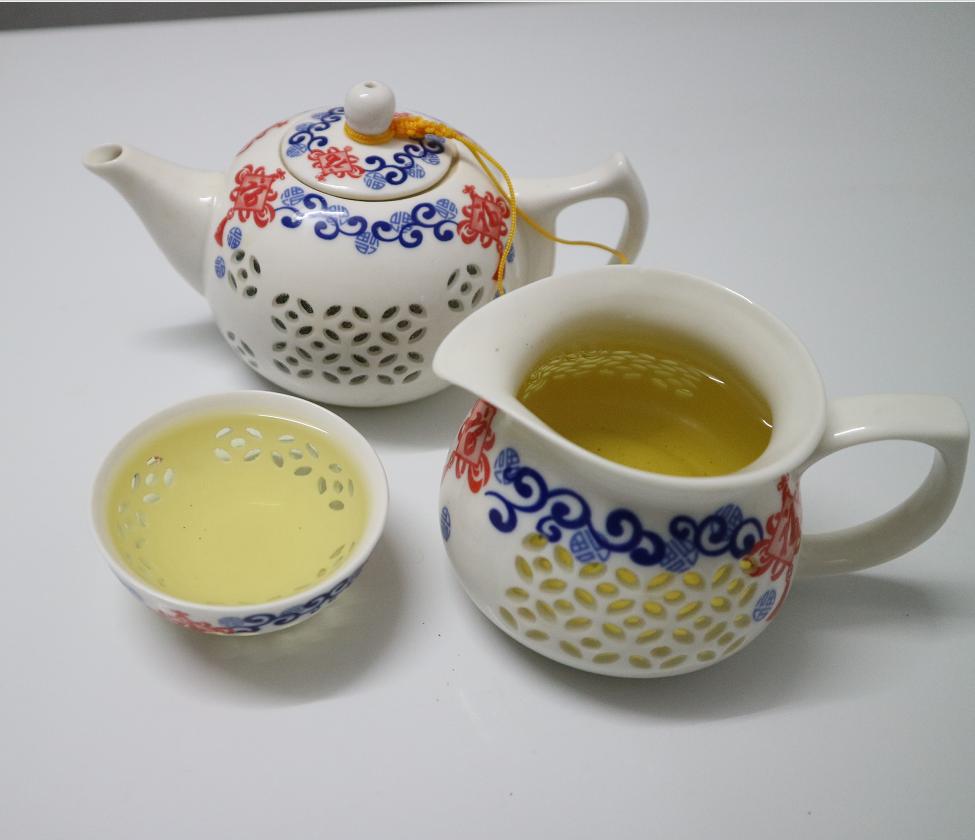 100g 新茶绿茶茶叶炒青绿茶恩施含硒茶叶明后春茶高山绿茶毛坝 2019