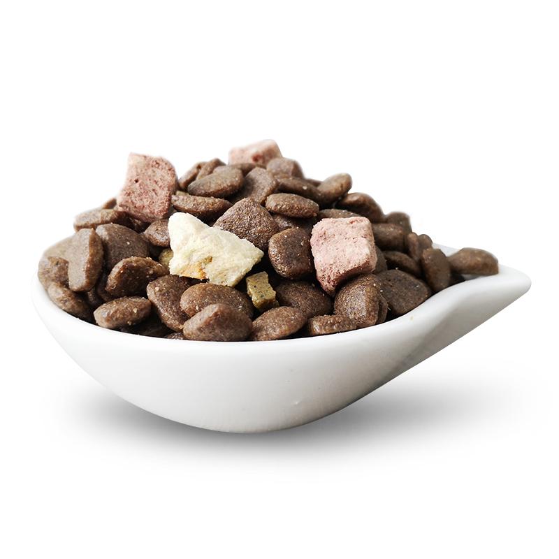 伯纳天纯狗粮犬粮丛林探秘2kg全犬全阶段通用无谷粮(牛肉+鱼肉)优惠券