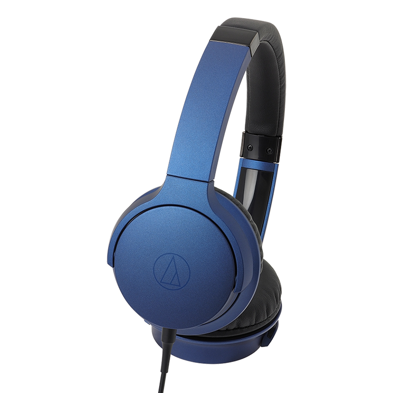 铁三角 ATH-AR3iS头戴式线控带麦中野三玖同款女毒耳机ACG魔音BT