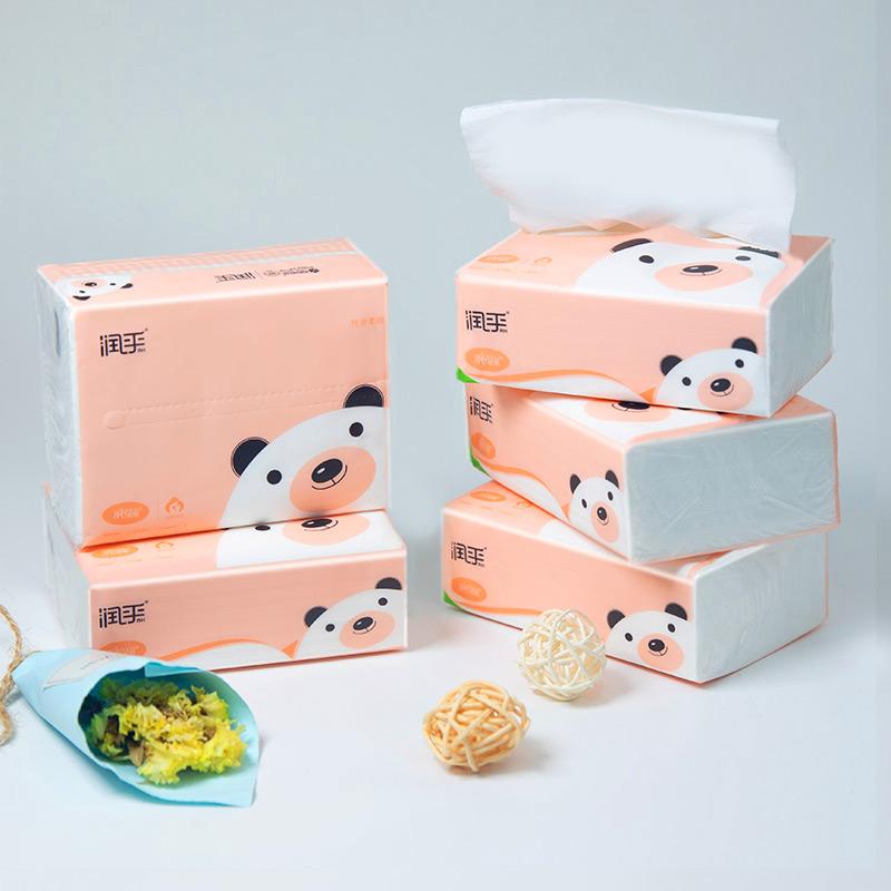 原木纸巾抽纸整箱家用实惠装餐巾纸抽纸批发40包纸抽面巾纸