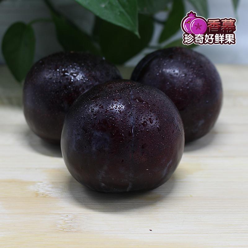 【香幕】陕西黑布林李子5斤 当季新鲜孕妇水果脆李非四川三华包邮