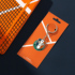 Roland Garros official Roland Garros keychain pendant ring ring personality creative waist string key chain