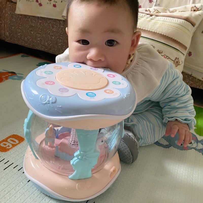 宝宝益智儿童玩具男孩女孩一至二周岁半6小孩1-2到3岁三智力动脑5