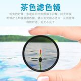 The new high-definition fishing glasses telescope to see drift closer to enlarge presbyopia myopia increased clarity fishing glasses fish