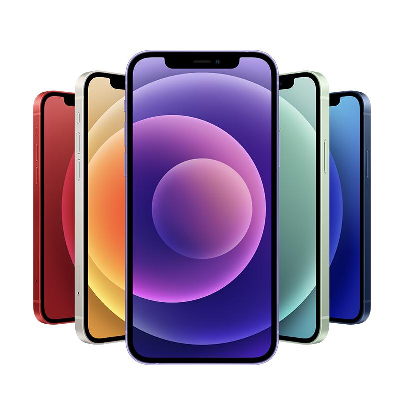 新款现货 max 全网通原装正品全国联保带票 Pro 手机 5G 未激活双卡双待 12 iPhone 国行 12 苹果 Apple 快充头 20W 送